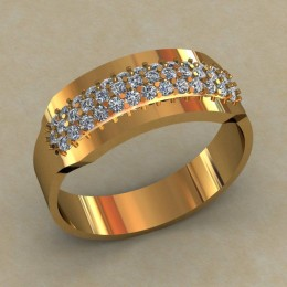 Женское кольцо 0683