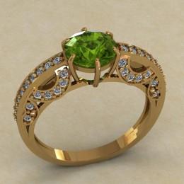 Женское кольцо 0697