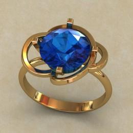Женское кольцо 0701