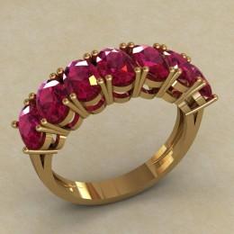 Женское кольцо 0710