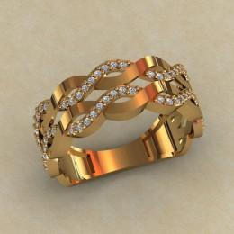 Женское кольцо КЕ-850