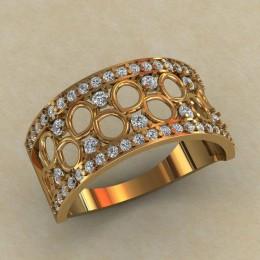 Женское кольцо КЕ-854
