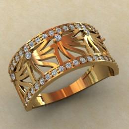Женское кольцо КЕ-855