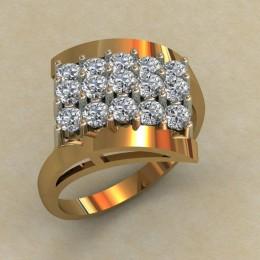Женский перстень КЕ-857