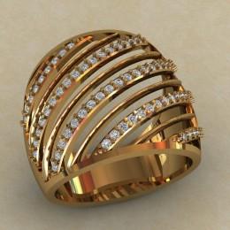 Женский перстень КЕ-858