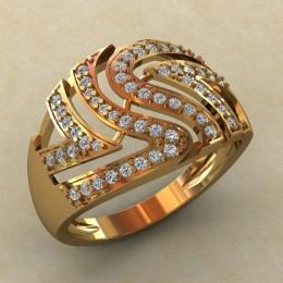 Женский перстень КЕ-865