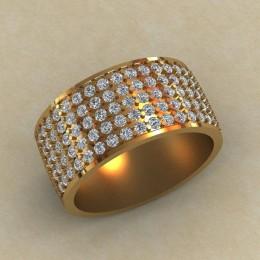 Женский перстень КЕ-866