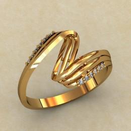 Женское кольцо 0301-КЕ