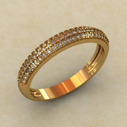 Кольцо женское 0303-КЕ