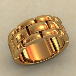Мужское кольцо 0368-КЕ