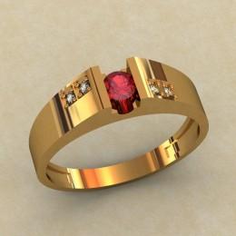Кольцо женское 0379-КЕ