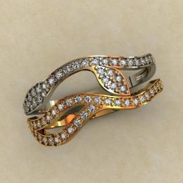 Женское кольцо 0448-КЕ