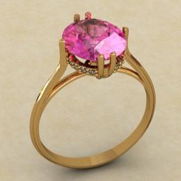 Женское кольцо 0462-КЕ