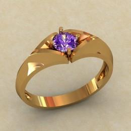 Женское кольцо 0463-КЕ