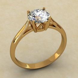 Женское кольцо 0469-КЕ