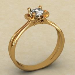 Женское кольцо 0471 - КЕ