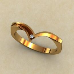 Женское кольцо 0324