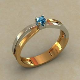 Кольцо женское 0503