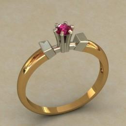 Кольцо женское 0507