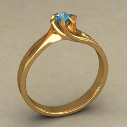 Кольцо женское 0509