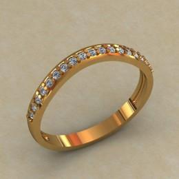 Кольцо женское 0513