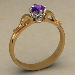 Кольцо женское 0515