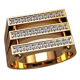 Мужское кольцо 3148