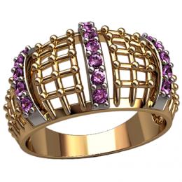 Женский перстень 1305
