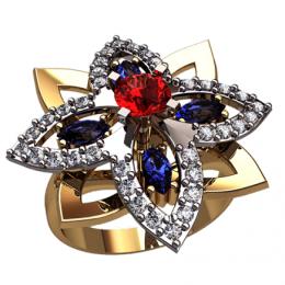 Женское кольцо 1350