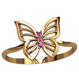 Женское кольцо 2580