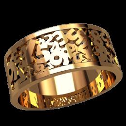 Мужское кольцо 3169